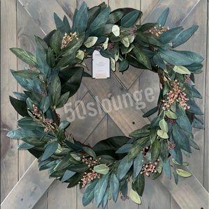"Threshold With Studio McGee 26"" Eucalyptus Wreath"